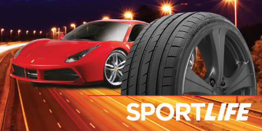 Performance Tyres - Sportlife