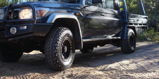 Wildlife - off-road tyres