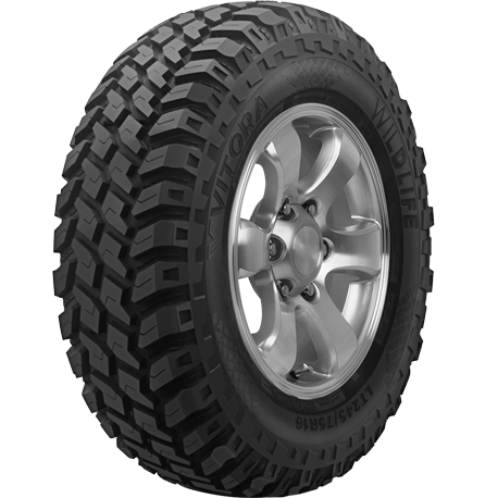 Vitora Wildlife Tyres